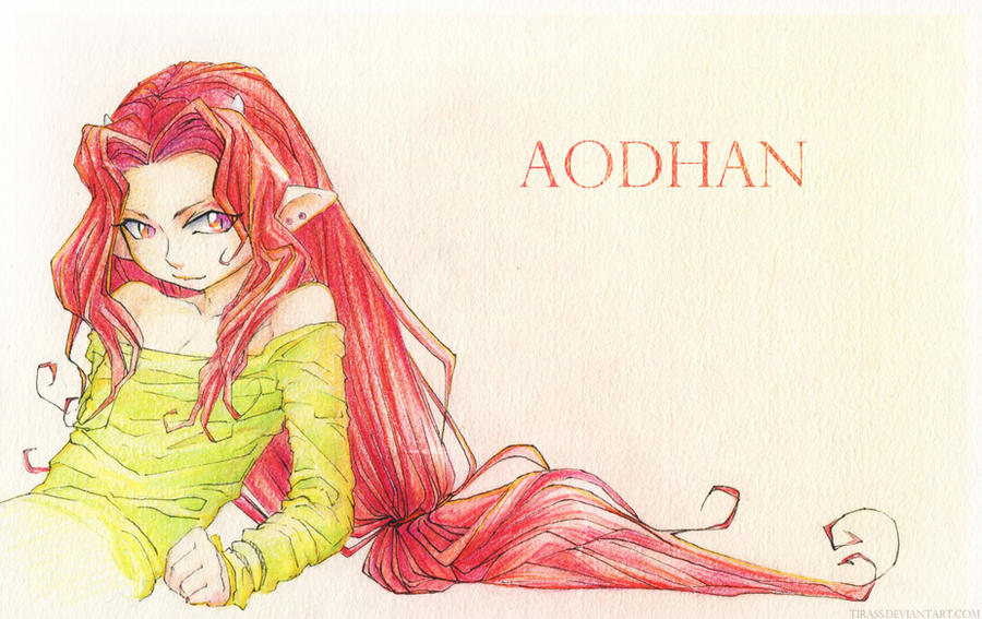 Aodhan by Tirass