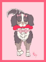 [Contest] Mollie for Kagura by WolfiChibi