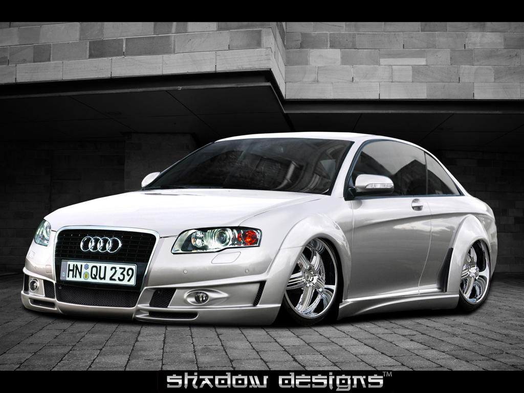 AUDI VIP by shadowchoper