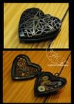 locket: heart two