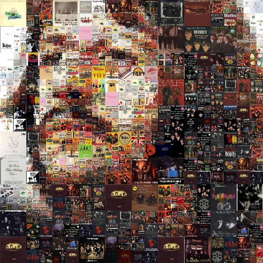 Ringo Starr - Mosaic by Cornejo-Sanchez