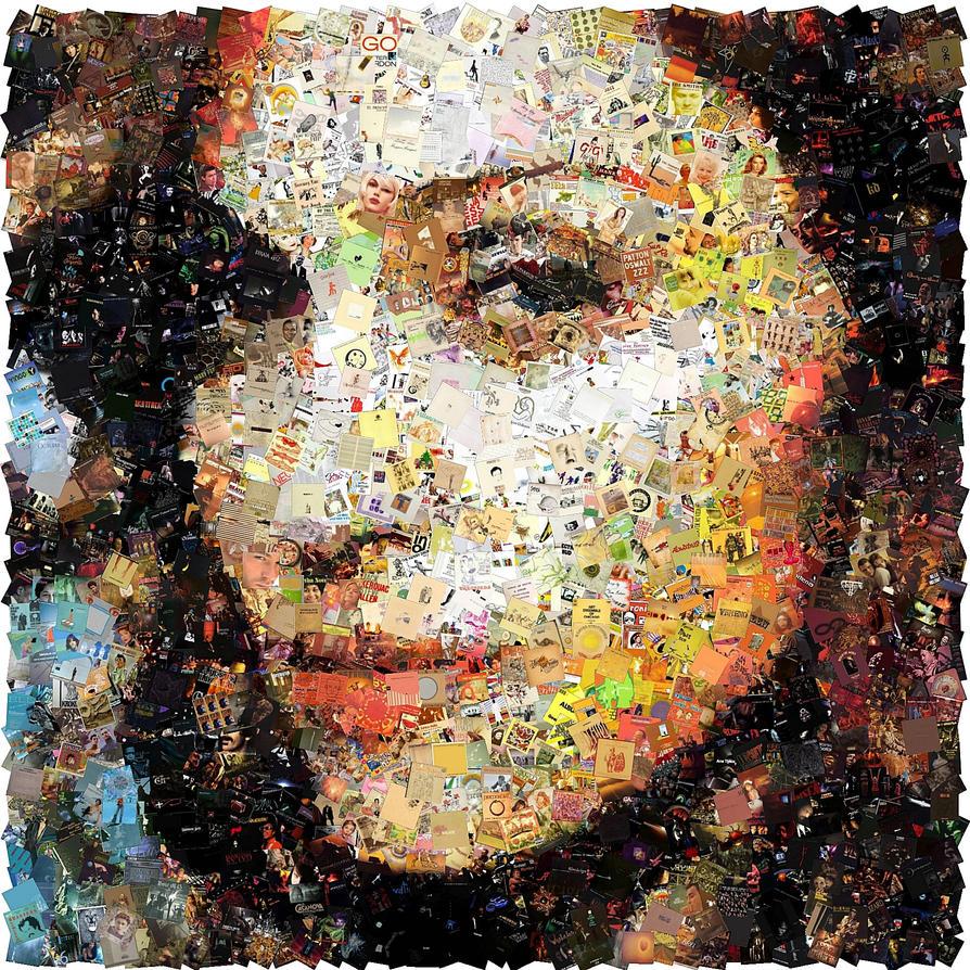 Madonna Mosaic by Cornejo-Sanchez
