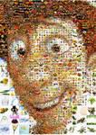 Ratatouille Mosaic
