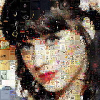 Katy Perry Mosaic by Cornejo-Sanchez