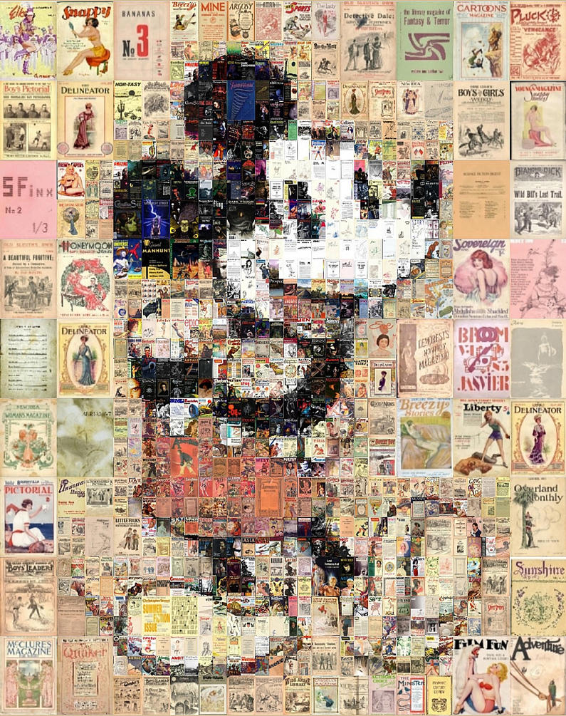 Mickey mouse retro mosaic by cornejo sanchez on deviantart - Mickey mouse retro wallpaper ...