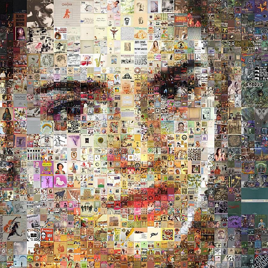 Emma Watson Mosaic 2 by Cornejo-Sanchez on DeviantArt