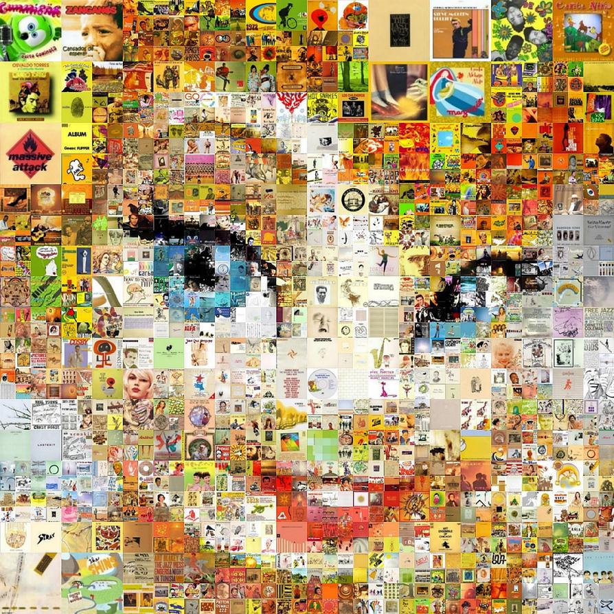 Tinker Bell Mosaic by Cornejo-Sanchez