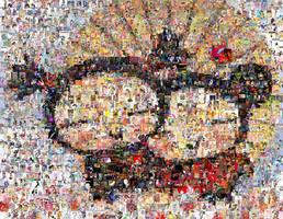 Pucca Mosaic by Cornejo-Sanchez