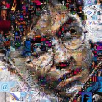 Harry Potter Mosaic 2 by Cornejo-Sanchez