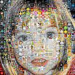 Madeleine McCann Mosaic