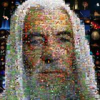 Gandalf Mosaic by Cornejo-Sanchez
