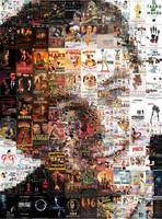 Leonardo diCaprio Mosaic by Cornejo-Sanchez