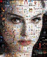 Black Swan Mosaic by Cornejo-Sanchez