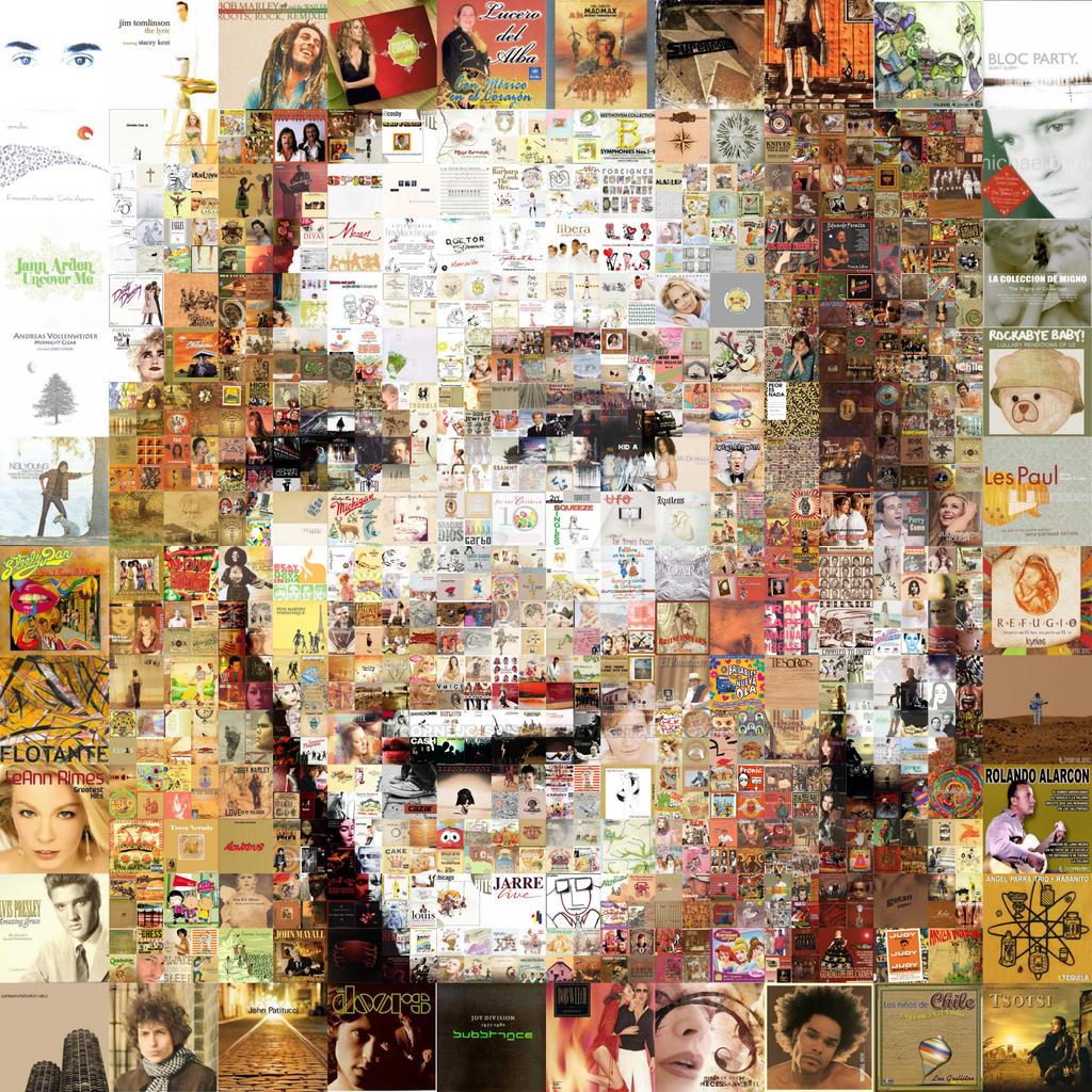 Adele Mosaic by Cornejo-Sanchez