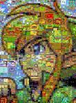 The Legend of Zelda Mosaic