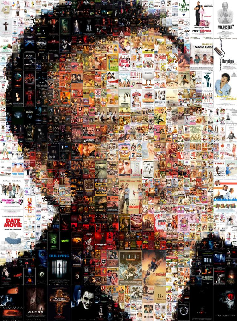 O Captain! My Captain! - Robbin Williams Mosaic by Cornejo-Sanchez
