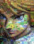 Zelda: A Link among Twilight Mosaic