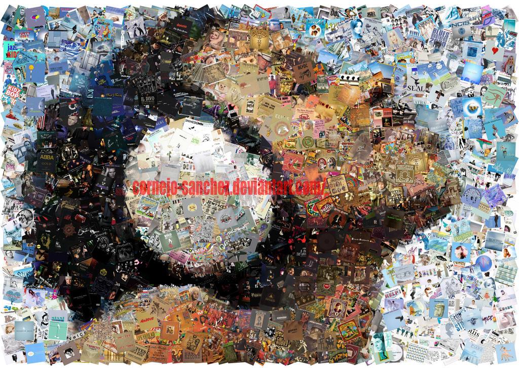Musical Dream Mosaic by Cornejo-Sanchez