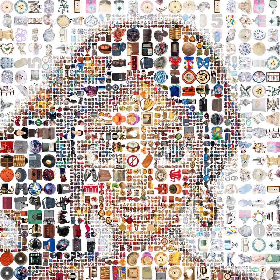 Elena of Avalor Mosaic by Cornejo-Sanchez
