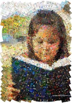 Library Mosaic