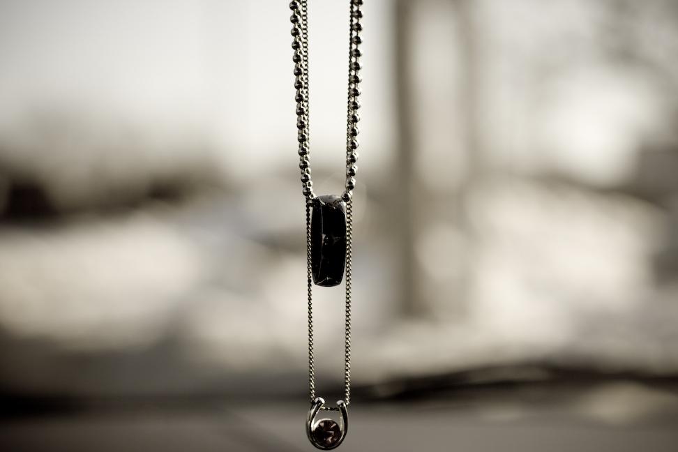 Necklace by megamandos