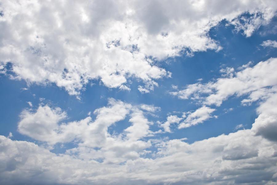 Blue Skys by megamandos