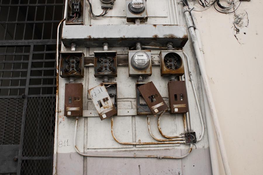 Electric Bill by megamandos
