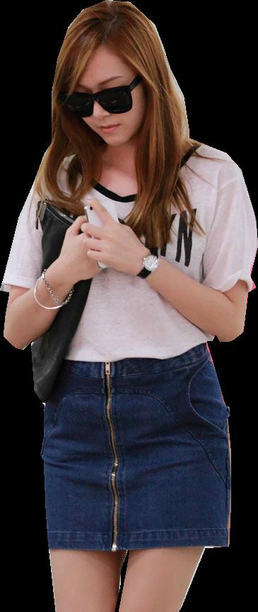 Snsd Jessica Airport Fashion By Liquidsica On Deviantart
