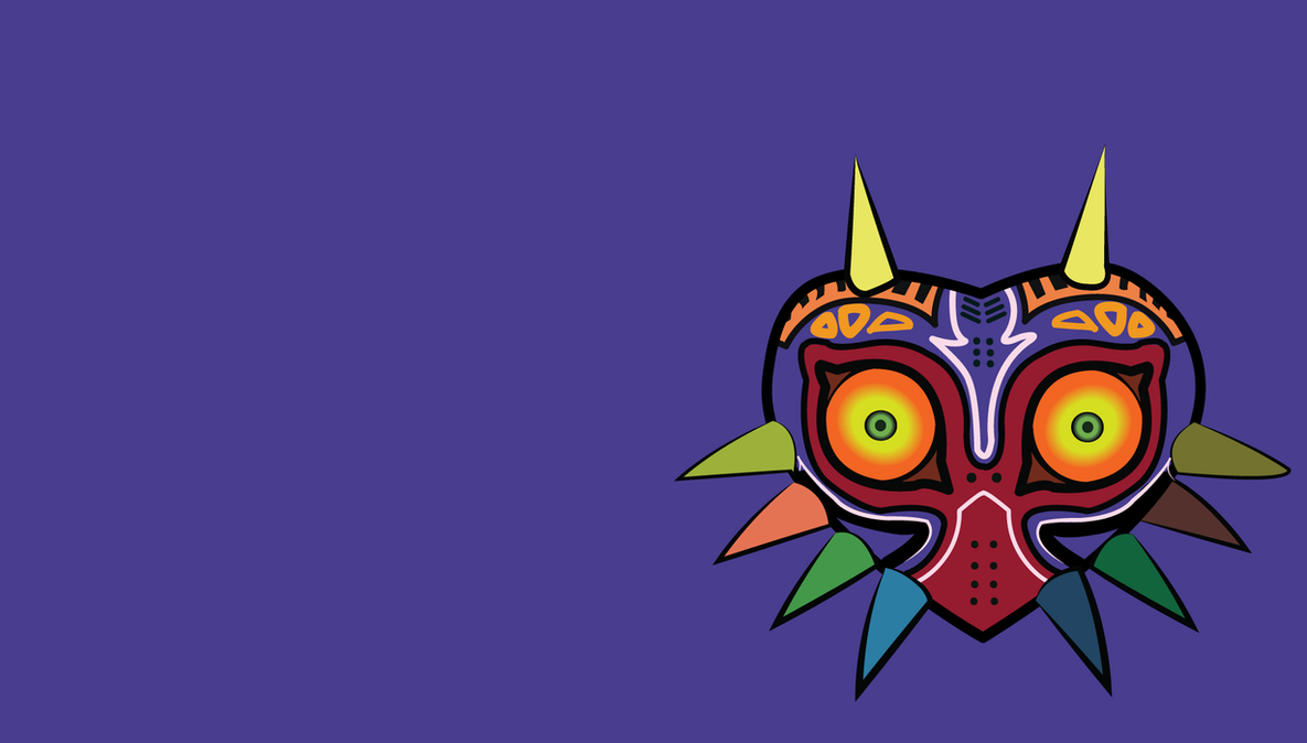 [REQUEST] My Majora's mask looks wrong :( Help fix it so I ...