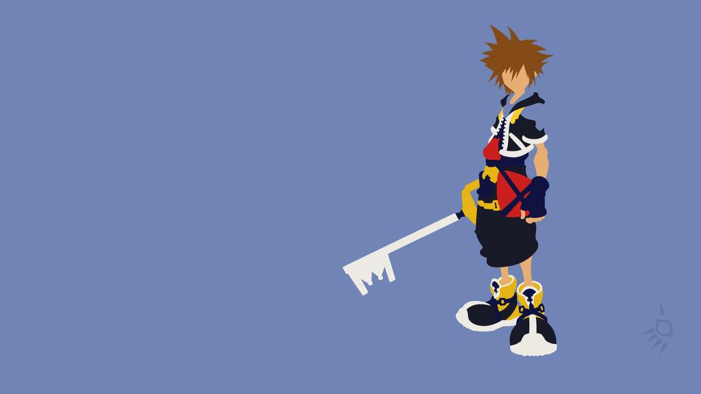 Kingdom Hearts Sora Wallpaper 1920x1080 Sora Kingdom Hearts 2 ...