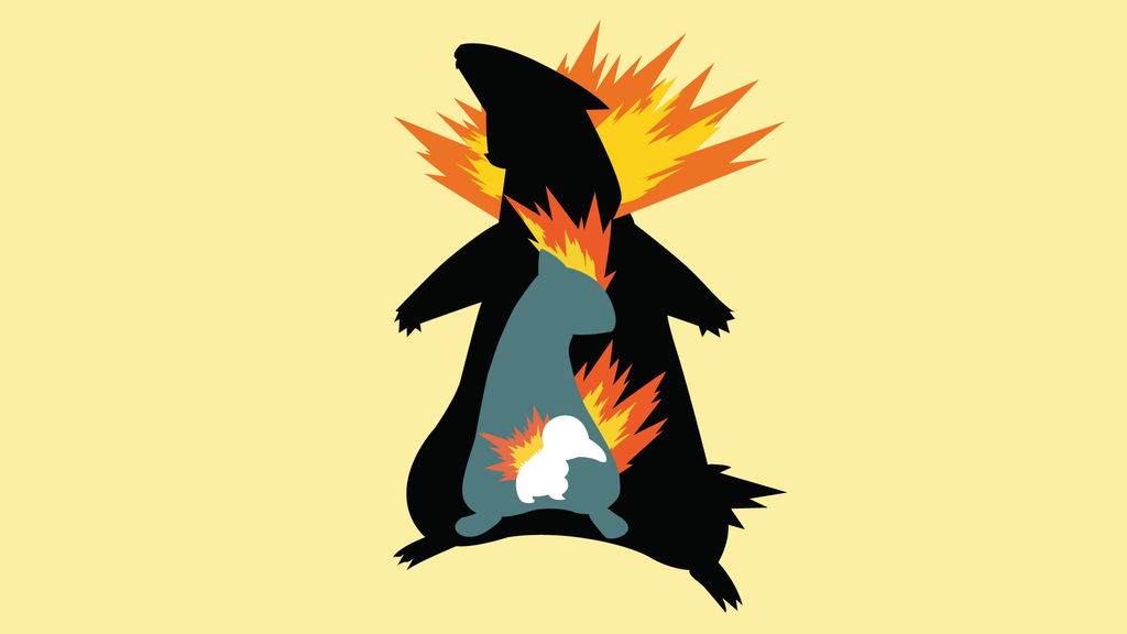 Cyndaquil Evolution Chain By Oldhat104