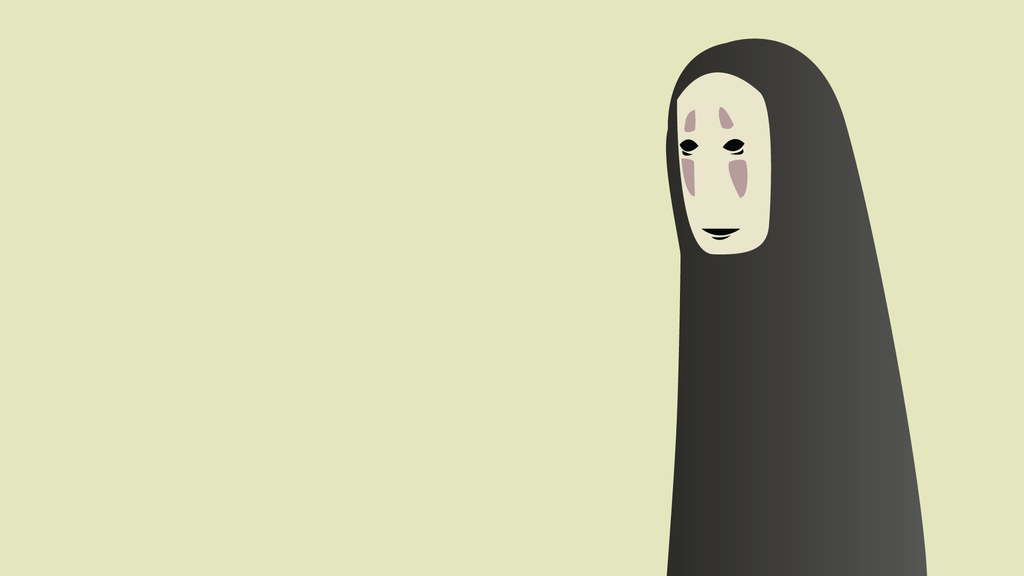 NoFace Spirited Away By Oldhat104