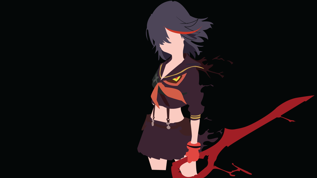 Kill-la-Kill by Oldhat104