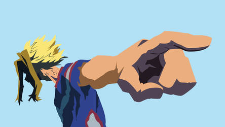 You Are Next. ~All Might (My Hero Academia)~