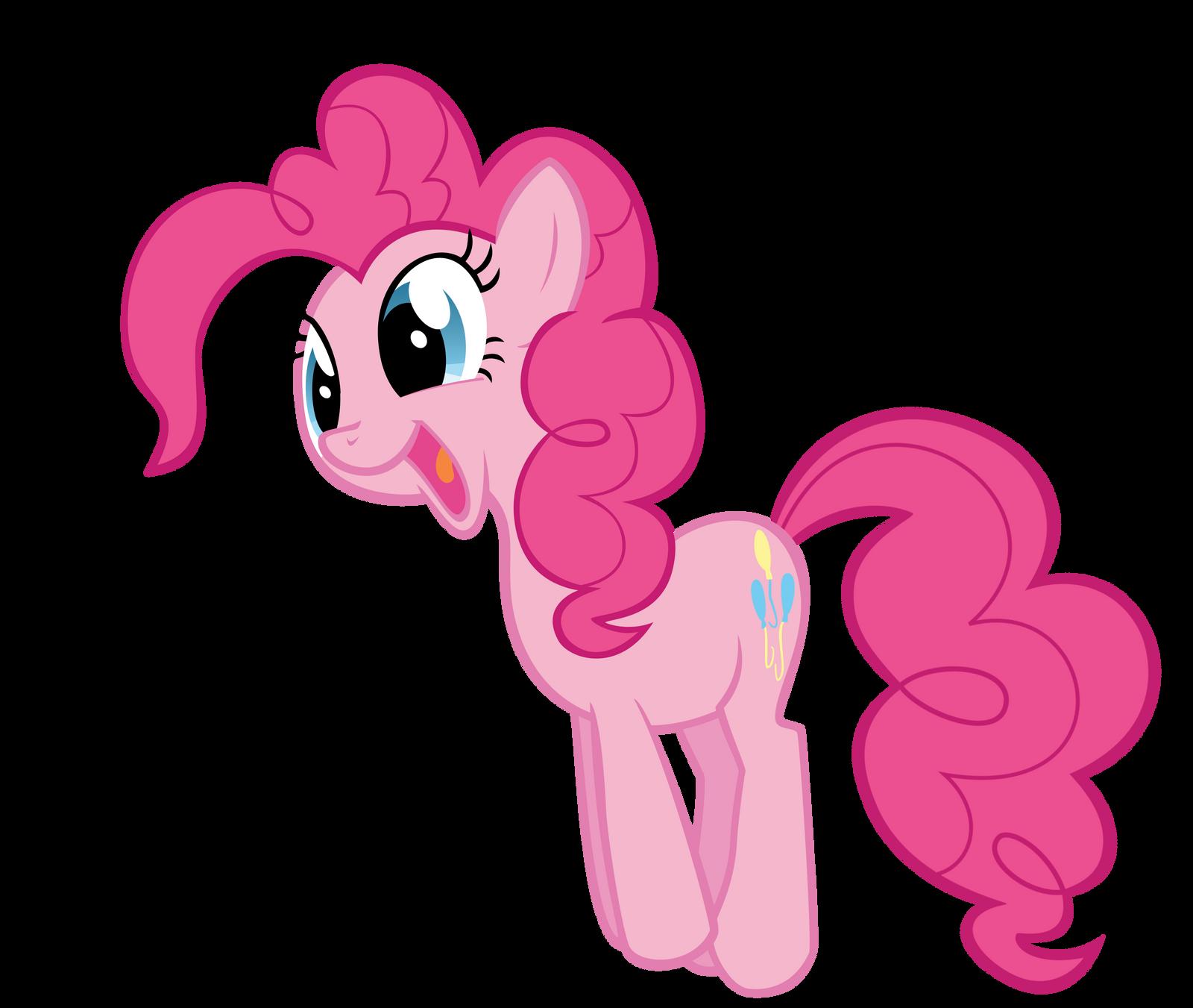Pinkie - Were ya surprised? by Koeper