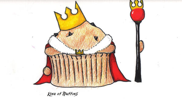 King of Muffins by Chocolate-Panacea