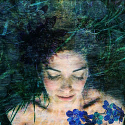 Susan As Ophelia