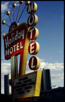 VEGAS 04 Motel by KidThink