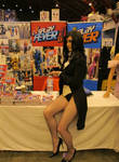 Zatanna- Booth Babe? by Leonie-Heartilly