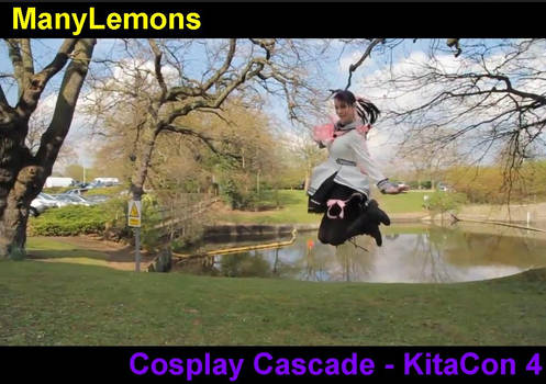 ManyLemons Music Video- Cosplay Cascade