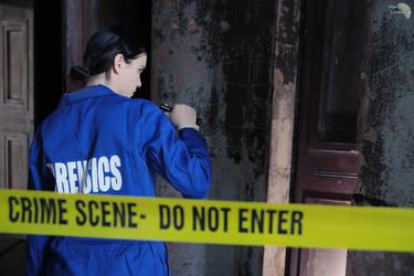 Crime Scene - Do Not Enter