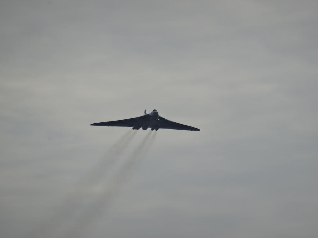 The Last Flying Vulcan by potternutter