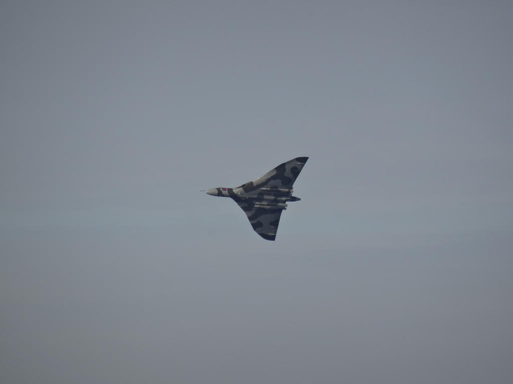 The Last Flying Vulcan Photo #2 by potternutter