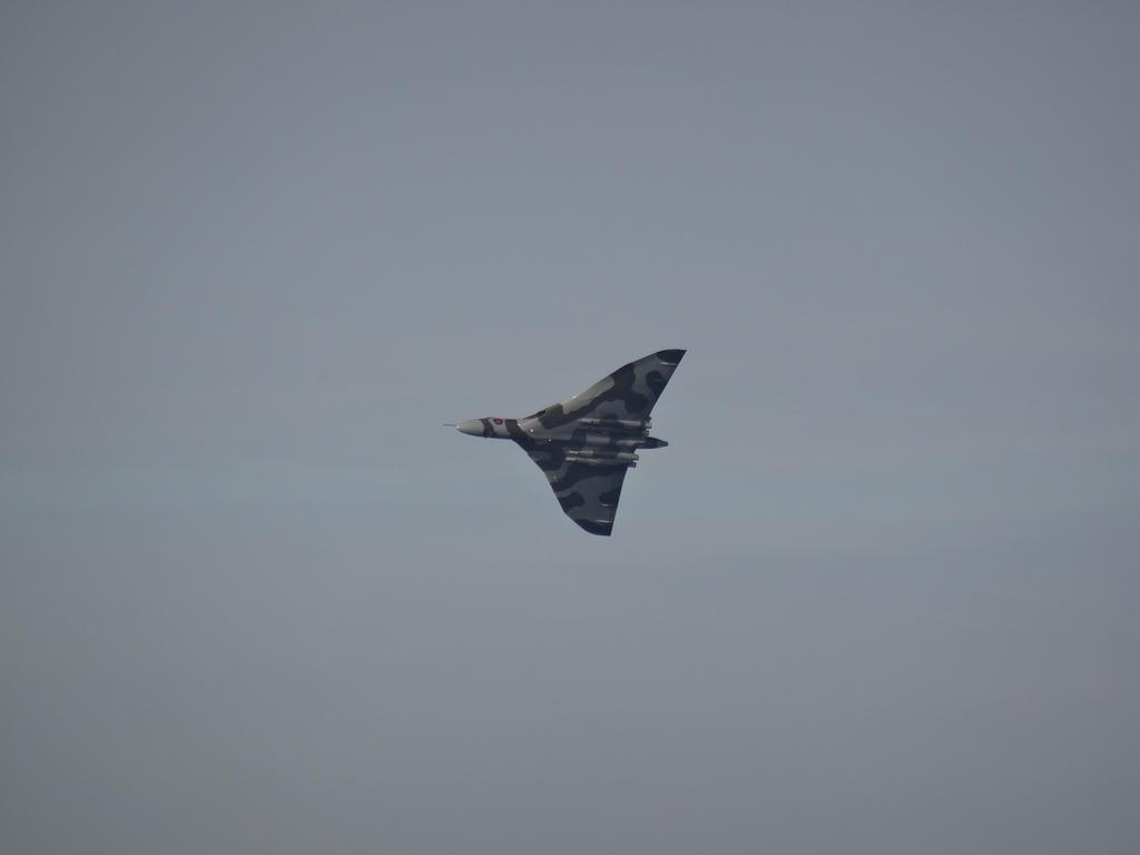 The Last Flying Vulcan Photo #2 by potternutter