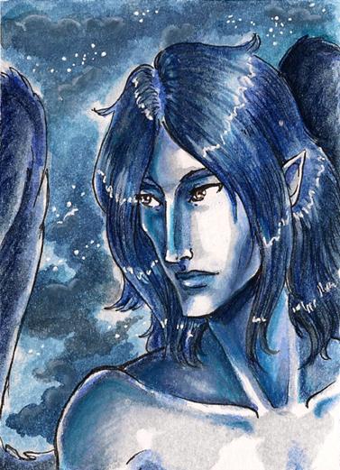 ATC- Blue Farael by temiel