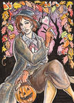 ATC Exchange- October Mystery by temiel