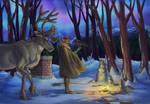 Happy Holidays 2013: Small Sanctuary