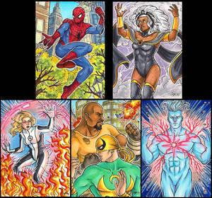 [COM] PSC: Six Heroes