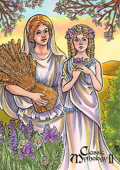 Classic Mythology II - Demeter and Persephone