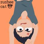 falling sush icon